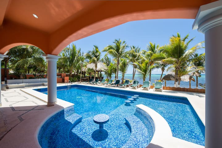 Hacienda Caracol 5 Bedrooms: 111850 - soliman bay - Villa