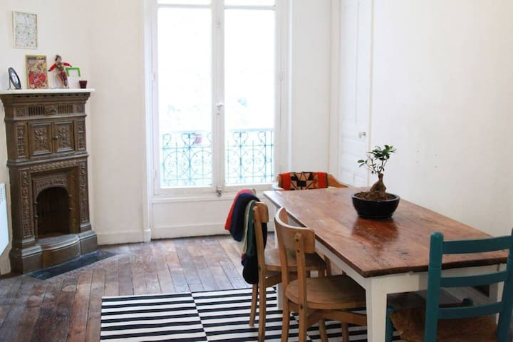 Lovely room in Montmartre