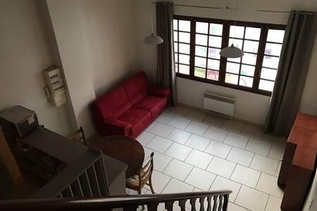 Appartement de 46 m² hyper centre tout équipé