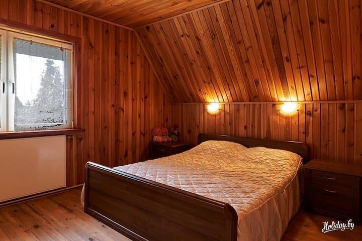Даухспальная комната отдыха