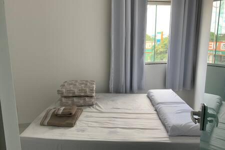 Apartamento novo, equipado e super limpo