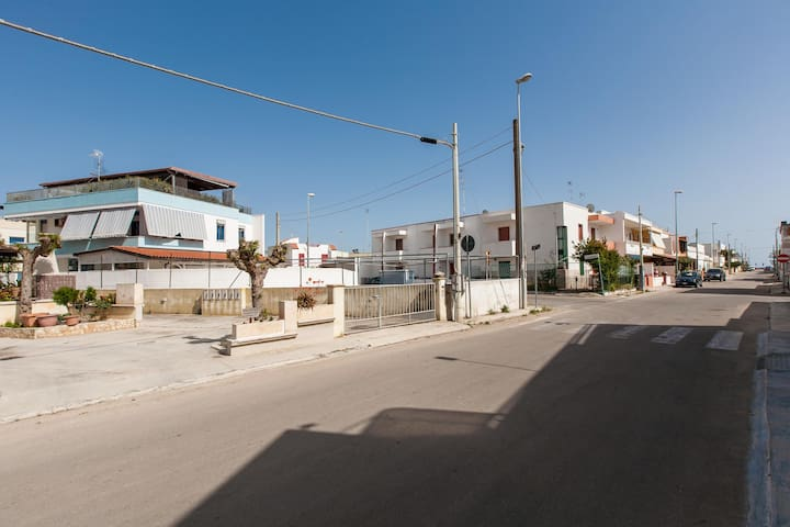 400 House at 200m. from the Beach - Torre Mozza - Apartment