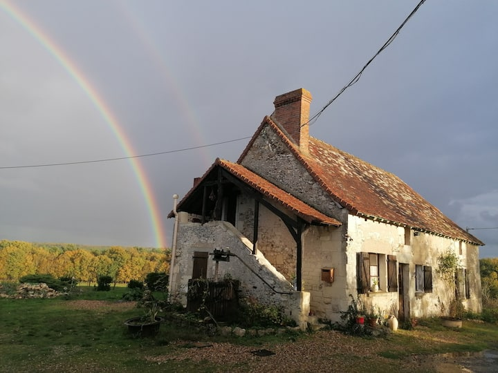 Maison de campagne la roche posay