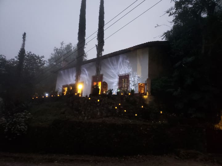 Hacienda Don Henri, Galería,Centro San Sebastian