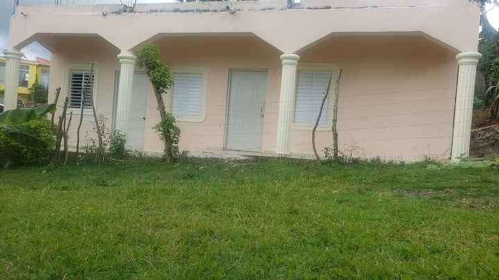 Beautiful Apartment near las Terrenas and Sanchez