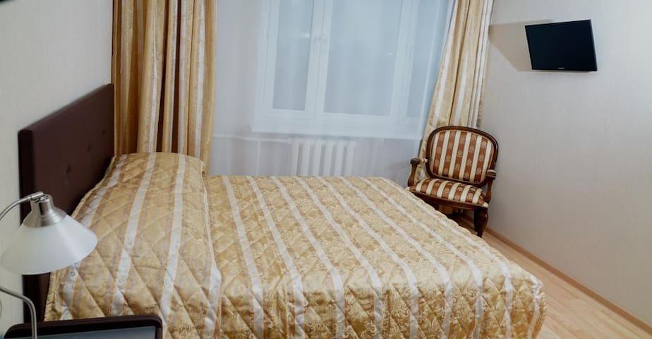 Плотные шторы на окнах для хорошего сна
