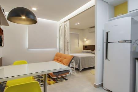 Cozy studio. Great location. - Brasília - Huoneisto