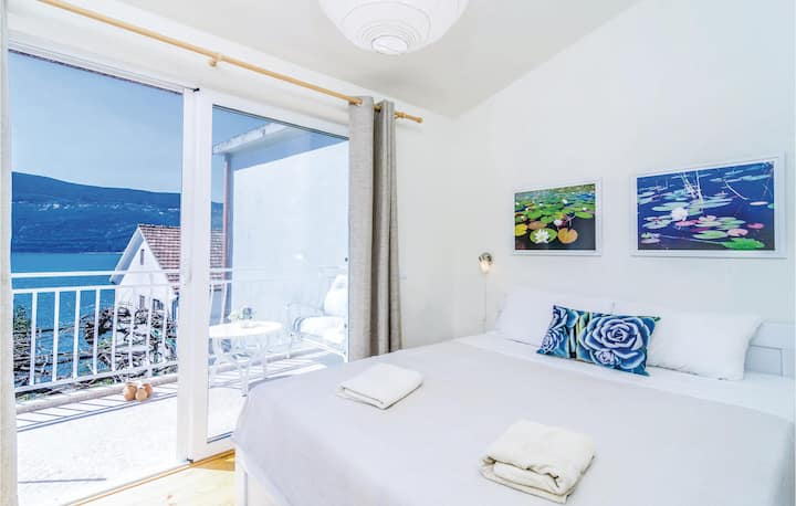 Nice home in Topla with WiFi and 1 Bedrooms