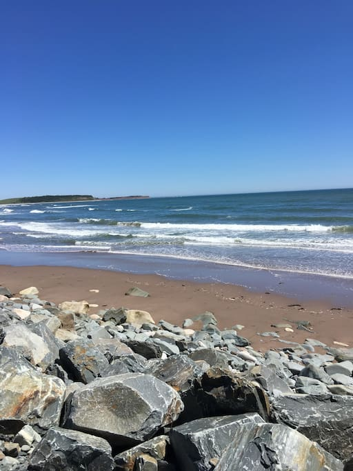 Lawrencetown Beach in all its glory