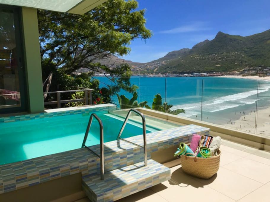 Ocean Drive Apartment Overlooking The Beach Apartments For Rent In Cape Town Western Cape