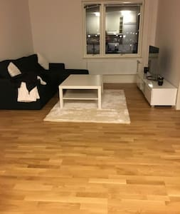 Very nice flat close to centrum - Sävedalen - Apartmen