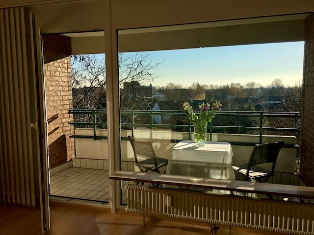 De-luxe Appartment near city center - Mönchengladbach - Huoneisto