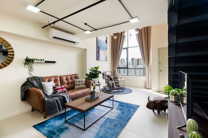 Hotel liked Designer Duplex at Tamarind Cyberjaya