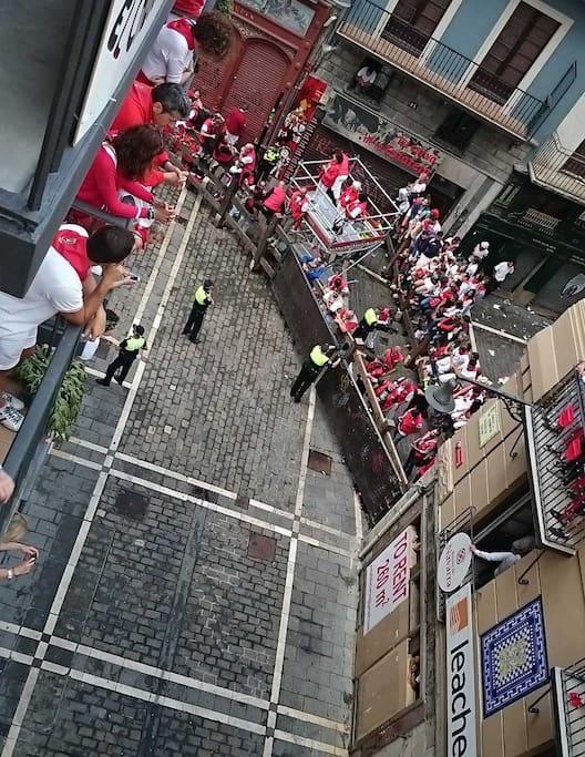 Death man's corner 3rd floor spot view #2