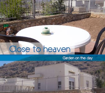 Close to heaven - Heftziba - Villa