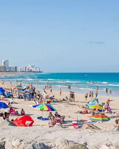 Miami Beach Top Spot Across Beach