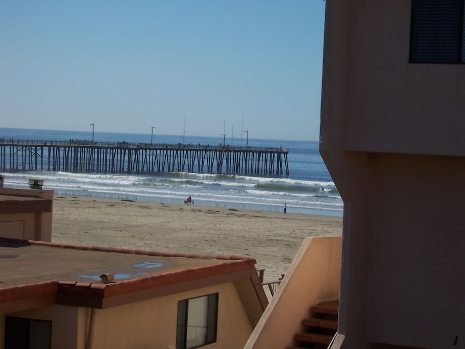 120 Pismo Shores-View from Master Bedroom