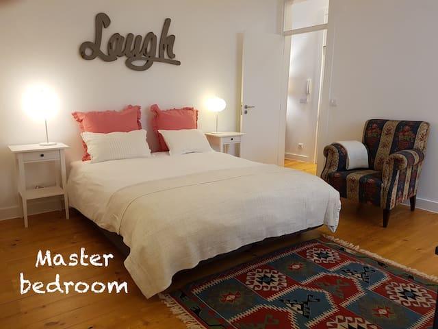 Cozy Flat With Amazing View - Lisboa - Lägenhet
