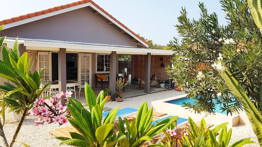 Cas Barbola, cosy, modern home with private pool