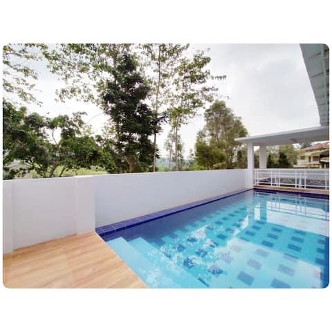 Villa K Bunga AF-5 [ 4 -Bedroom Private pool ]