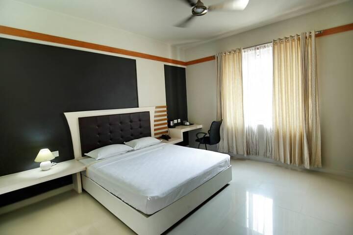 V.S Residency- Executive Bedroom Non Ac V
