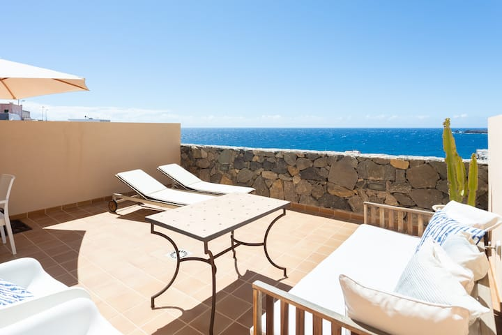 Beautiful sea view duplex - PORÍS 1