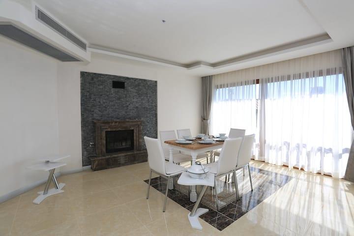 Shimal Residence & Hotel Akyaka 4+1