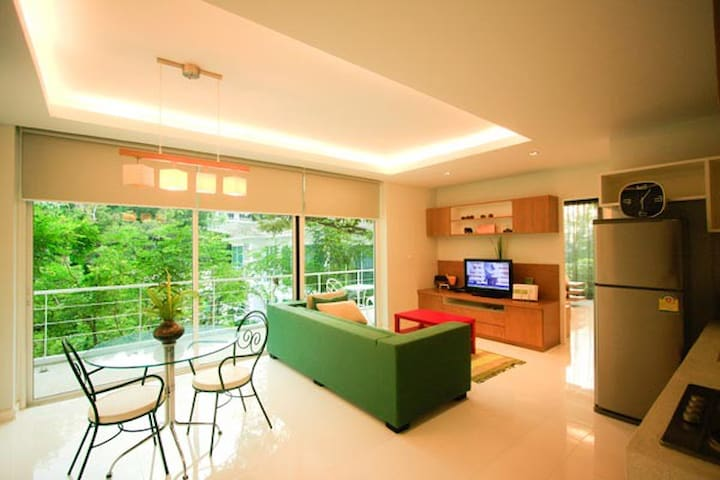 Morden style 2 bed room  100 sq.m - ตำบล กมลา - Appartement