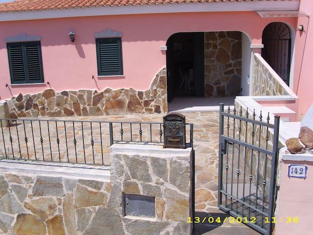 Casa indipendente per la tua vacanza - Tanaunella - Appartamento