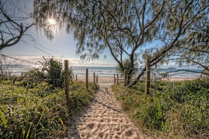 Sunshine Coast Beach unit