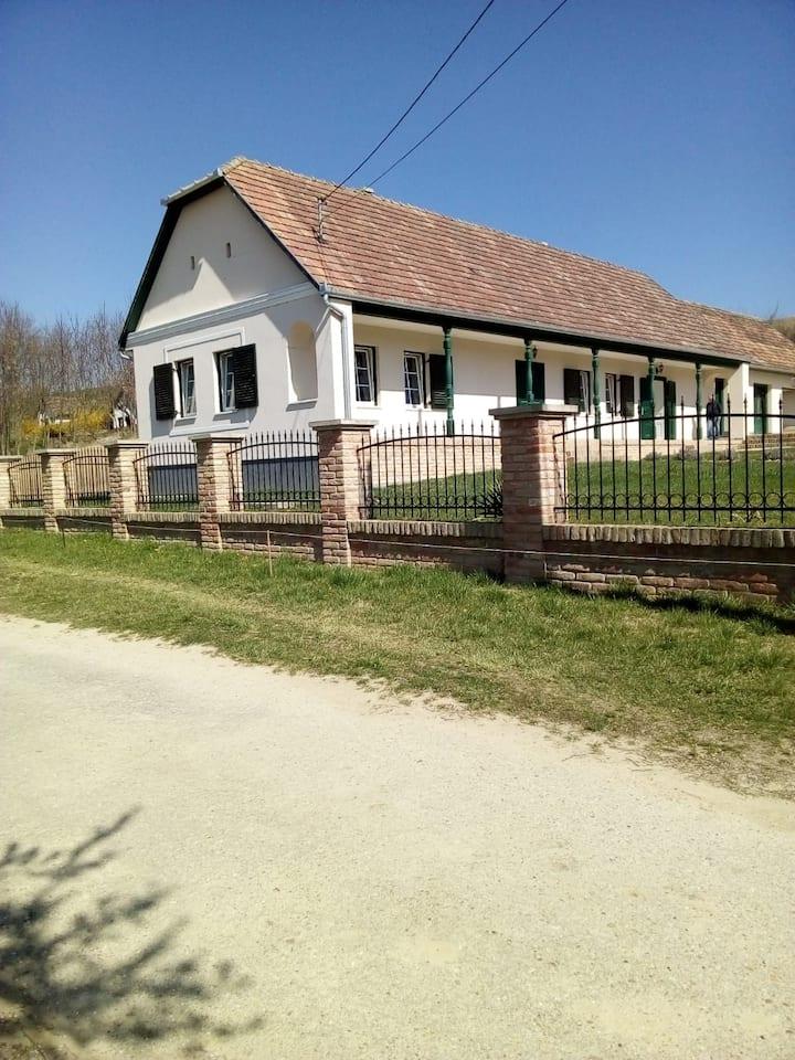 Ruhe und Entspannung nahe der ungarischen Wälder