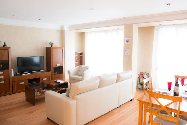 Apartamento Gasteiz (En el centro) - Vitoria-Gasteiz - Apartment