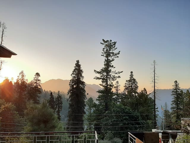 Retreat Cottage Nathia Gali.