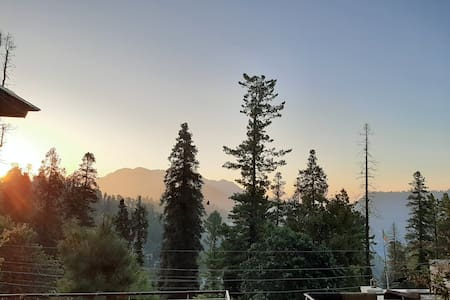 Green Cottage NathiaGali(After lockdown)