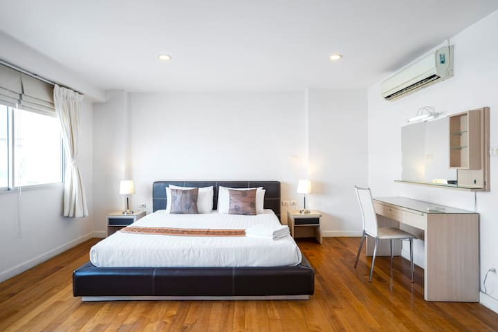 403★Nara Suite Residence★2KingBed+Kitchen会说中文
