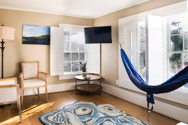 Room One at Hellbender Bed & Beverage