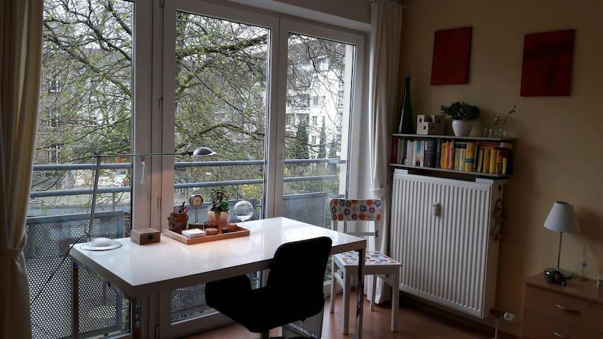 Best location for visitors for the fair - Düsseldorf - Departamento