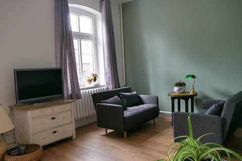 Landhof Apartment Jerichow