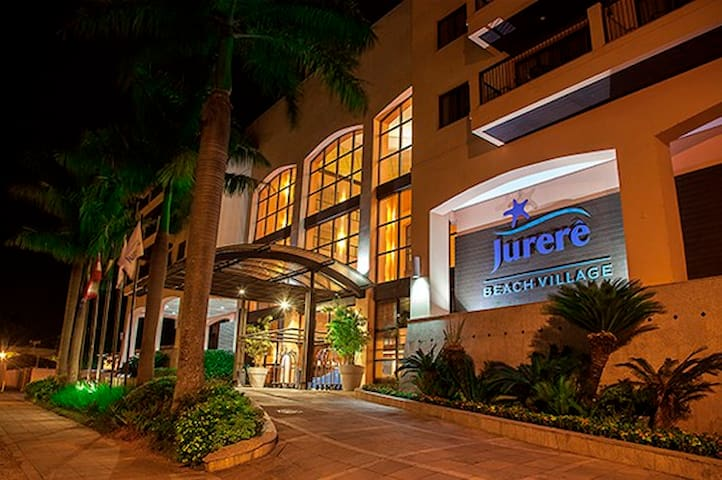 Stúdio Beira Mar - Hotel Jurerê Beach Village