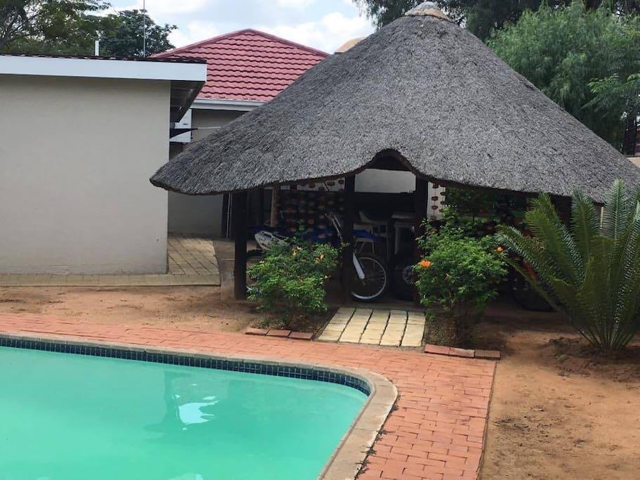 Pool and Gazebo (common)