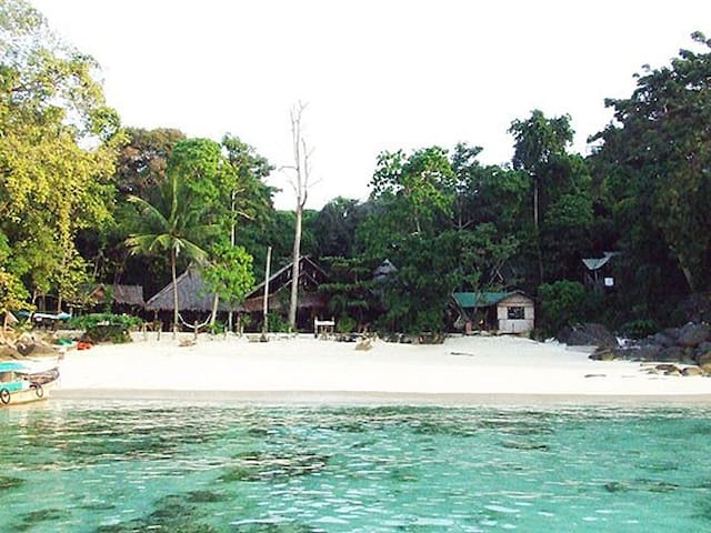 Viking Nature Resort - Phi Phi Islands - Haus