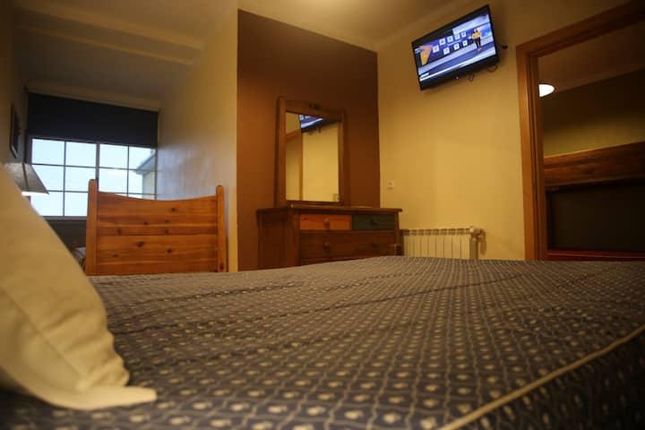Suite com 2 quartos em Casa da Fonte Sagrada