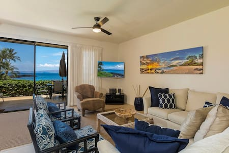 Ground Floor Oceanfront Bliss! Very Spacious! G102