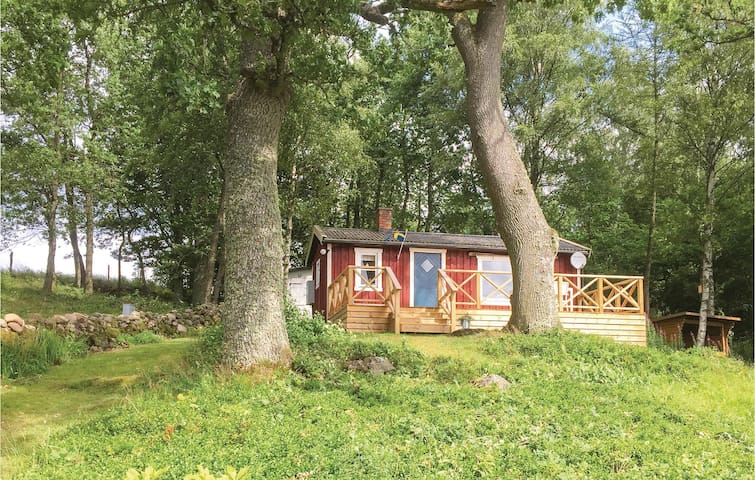 Holiday cottage with 2 bedrooms on 45m² in Perstorp