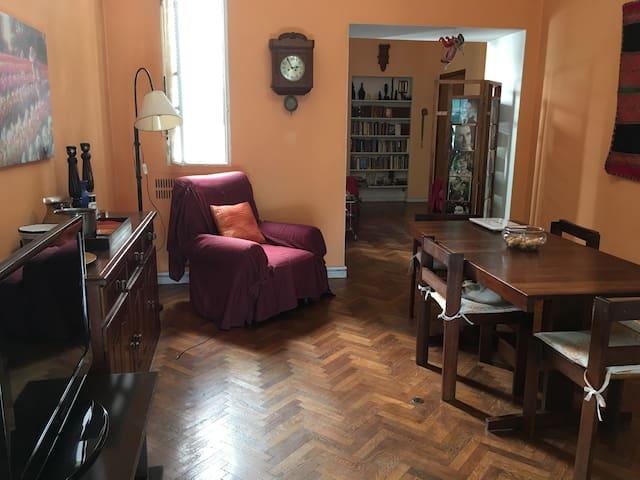 TU CASA EN BUENOS AIRES TE ESPERA - Buenos Aires - Daire