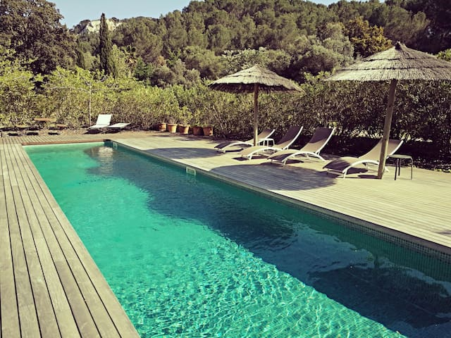 CASTELL D'OR cozy cottage with pool - Cala D'Or - Rumah