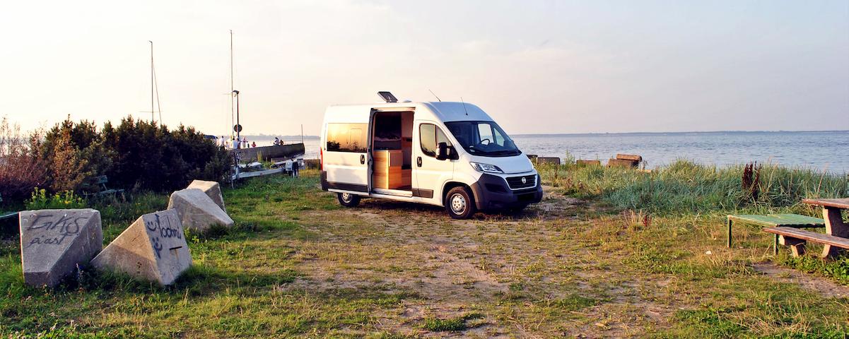 Campervan 2+1 - Roadtrip Story