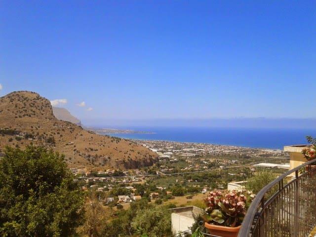 Il giardino della Portella - Capaci - Villa