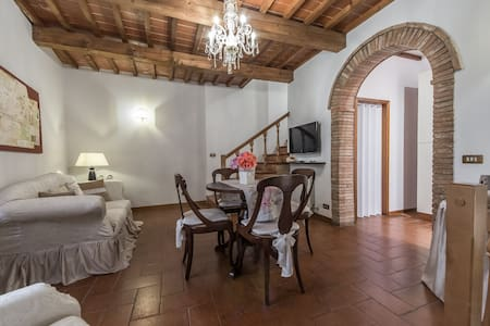 Small lovely house in Pienza - Wohnung