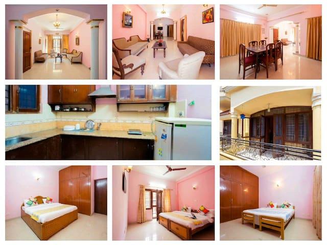 Rajpur Road Cosy Homes Casa